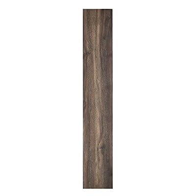 "Achim Home Furnishings STP2.0DW10 2mm Sterling 10 Vinyl Planks, 6"" x 36"", Driftwood"