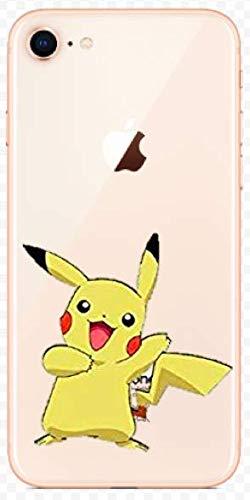 Générique Coque Iphone 7 Et Iphone 8 Pikachu Pokemon