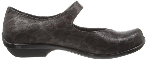 Dansko Womens Opaal Mary Jane Metallic Luipaard