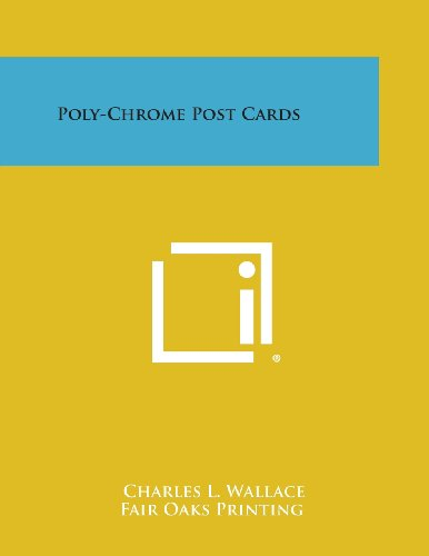Poly-Chrome Post Cards