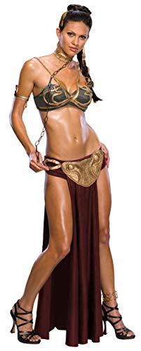 Princess Leia Slave Adult Costume - -