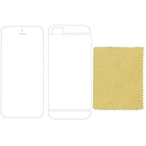 """Original THESMARTGUARD """"Diamand-Glitzer"""" Schutzfolie (Vorder- und Rückseite) für iPhone 5 / 5S"""