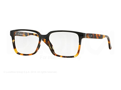 Oakley - CONFESSION OX 1128, Geometric, acetate, women, BLACK HAVANA(1128-01), - Oakley Tortoise Black
