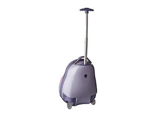 Heys America Travel Tots Kids 2 Pc Luggage Set -18' Carry On Luggage & 13' Backpack (Panda)