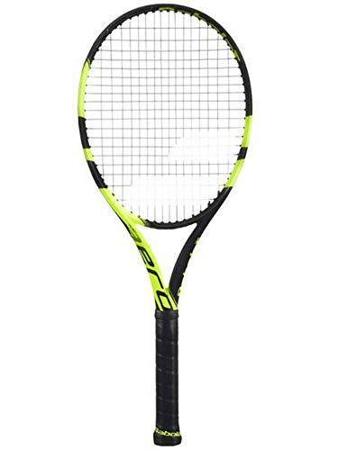 - Babolat Pure Aero Plus Tennis Racquet (4-1/8)
