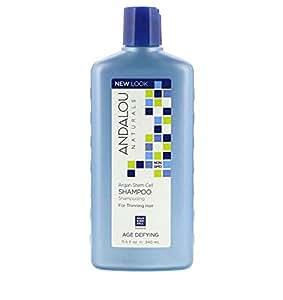 Andalou Naturals Shampoo for Damaged Hair - 350 ml