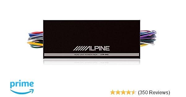 amazon com alpine ktp 445u 4 channel power pack amplifier cell  amazon com alpine ktp 445u 4 channel power pack amplifier cell phones & accessories