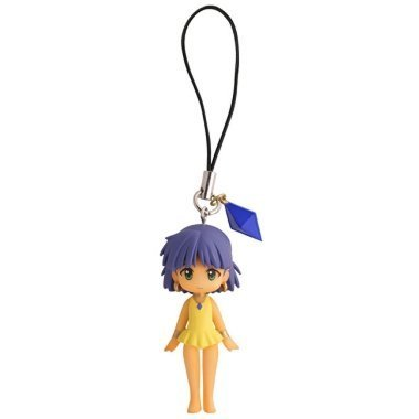 The Secret of Blue Water - Nadia Capsule -Q Fortune Figure Cell Phone Charm Strap