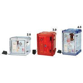 Bel-Art F42074-1220 Secador174; 4.0 Vertical Auto-Desiccator Cabinet, 230V, 1.9 Cu. Ft.