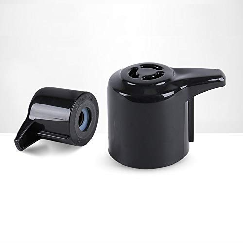 5 DUO, Black Aeaker Steam Release Handle for Instant Pot 3 8 Qt Quart Pressure Cooker Valve Replacement Part Accessories 6