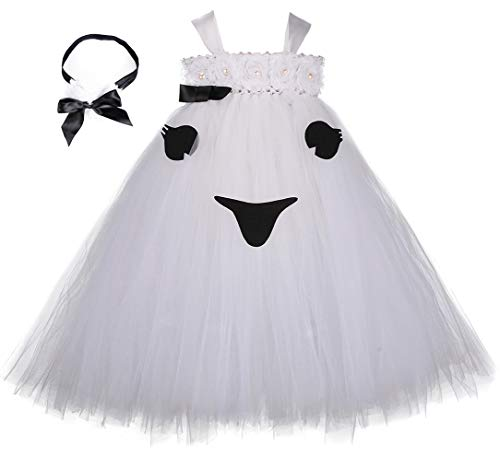 Ghost Tutu - Tutu Dreams Ghost Costume for Baby