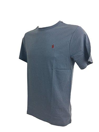 Ralph Lauren - Camiseta de Manga Corta - para niño BLU Spring ...
