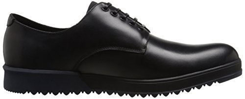 Kenneth Cole New York Mens Geen Goede Daad Oxford Zwart