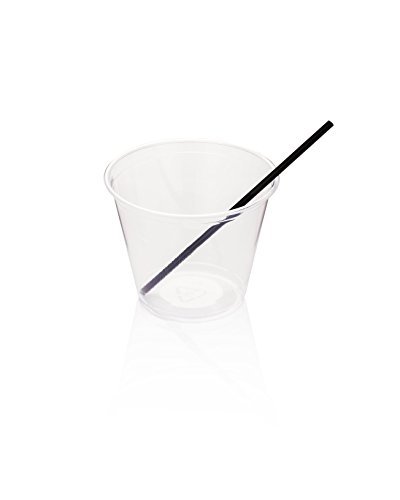 2000-count, 5 1/2'' Coffee and Cocktail Drink Stirrer Straws By General Breakroom by General Breakroom (Image #3)