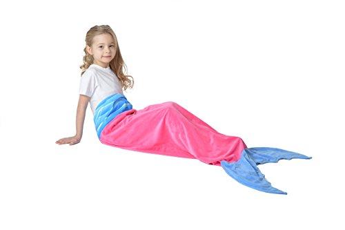 Mermaid Blanket Fleece Softest Blankie product image