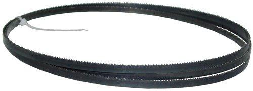 "Magnate M67C14R14 Carbon Steel Bandsaw Blade, 67"" Long - 1/4"" Width; 14 Raker Tooth"