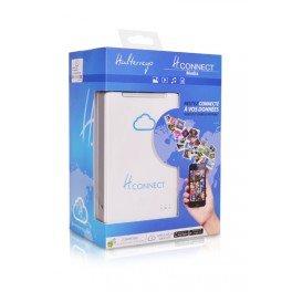 Halterrego behalnas02/Servidor NAS Mini USB 2.0/Blanco