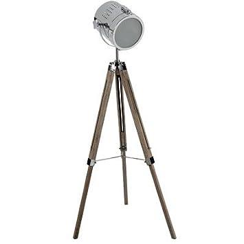 adjustable tripod spotlight floor lamp arc canada base bronze