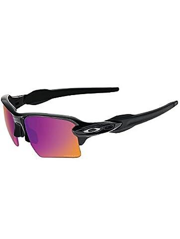 Oakley Men's Flak 2.0 XL Polished Black w/Prizm Golf Sunglasses