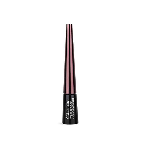 Colorbar Waterproof Liquid Eyeliner, Black, 2.5ml
