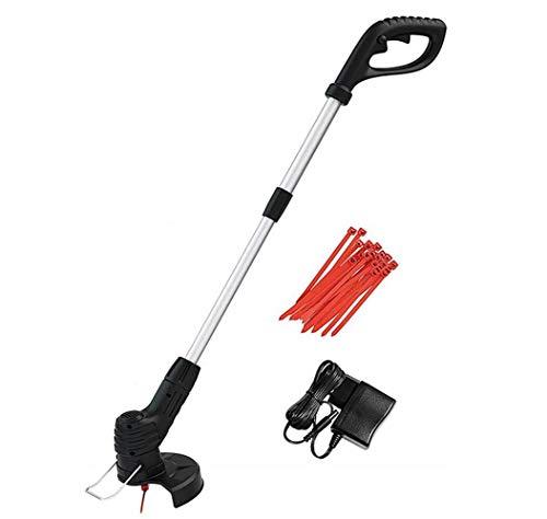 Inalámbrico Strimmer eléctrico retráctil eléctrico sin cuerda del cortador de hierba Segadora de uso manual para parques…