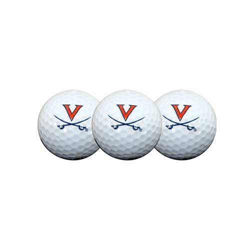 Team Effort Virginia Cavaliers Golf Ball 3 -