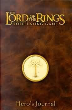 (Hero's Journal (The Lord of the Rings Roleplaying Game))