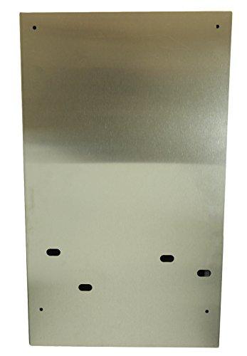Frost 608-3-FREE Feminine Napkin and Tampon Vendor Metallic 14.9 L x 25.4 H x 5.75 D