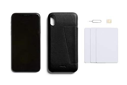 Bellroy Leather iPhone Xs Phone Case - 3 Card - Black by Bellroy (Image #7)