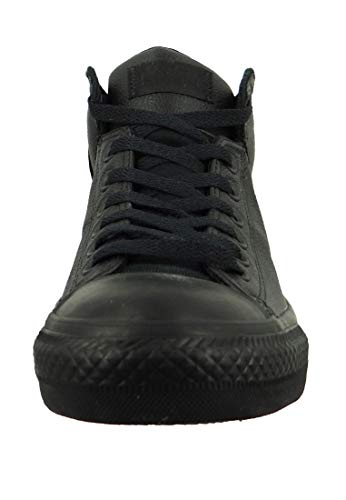 Street Adulte black 001 Noir Fitness Converse Chaussures black High black Mixte Ctas De qwFUEW64