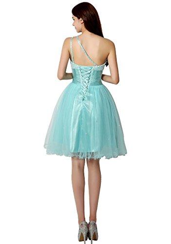 Courte Épaule Robes De Retour À La Maison De Bal Perles Hsd225 Rose De Belle Femme Maison