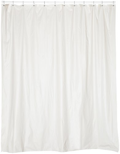 Carnation Home Fashions 72-Inch Wide by 84-Inch Long Viny...