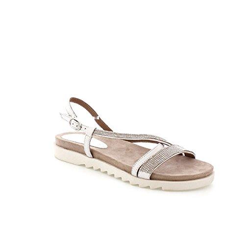 Maria Mare Damen 66516 Kleid-Schuhe Kid blanco