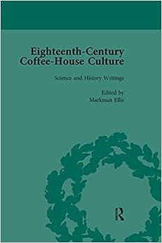 Book Eighteenth-Century Coffee-House Culture, vol 4