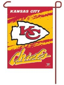 NFL Kansas City Chiefs Garden Flag, 11