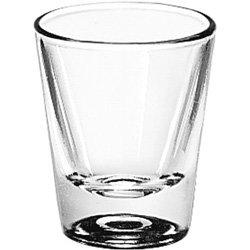 Whiskey (6 - 1-Dozen Cartons) - Capacity: 1.25Oz. -- 72 Per Case by Libbey