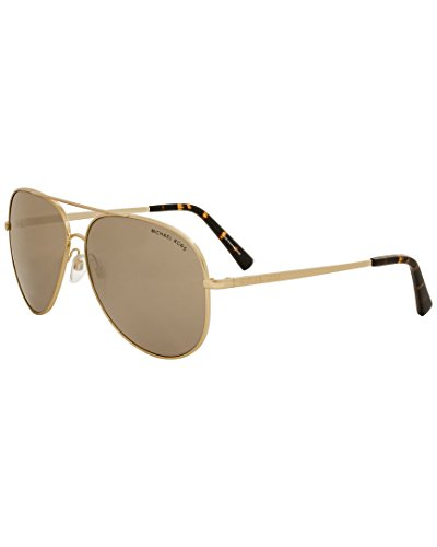 Michael Kors Kendall I Pilot Sunglasses Gold - Glasses Clear Michael Kors