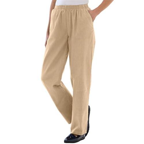 On Sale Womens Plus Size Tall Twill Pants Www