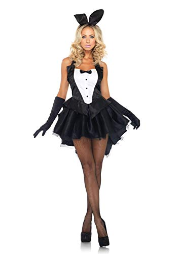Sexy Tux and Tails Bunny Rabbit Adult Women Costume]()