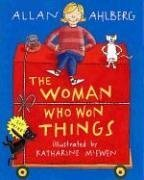 book cover of The Woman Who Won Things