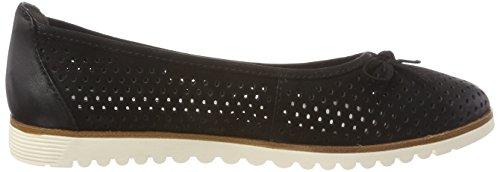 Tamaris 22121, Zapatos de Tacón Para Mujer Negro (Black)