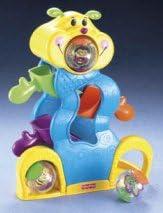 Fisher-Price - H8093 - Jugar a la Pelota del Escarabajo (Mattel ...
