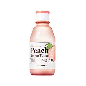 Skin-Food-Premium-Peach-Cotton-Toner-175ml