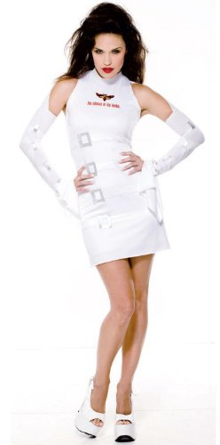 Sexy Lamb Costumes (The Silence of The Lambs Sexy Adult Costume Size Medium)