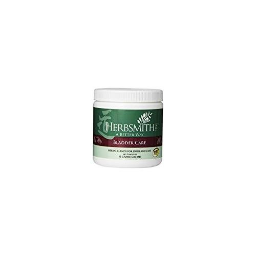 Herbsmith Bladder Care for Cats and Dogs – Maintains Urinary Health for Dogs and Cats – Dog and Cat Kidney Support – 75g Powder