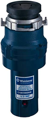 Whirlaway 191PC-AP 1/3 HP Continuous Feed Garbage Disposer