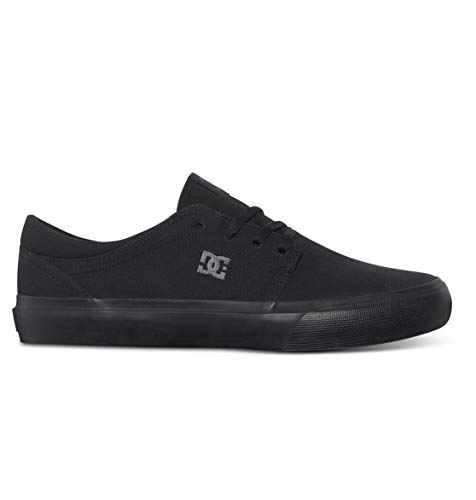 Basses Homme Black TX M Sneakers Trase Noir DC Black Shoes Black nCwq8XxY