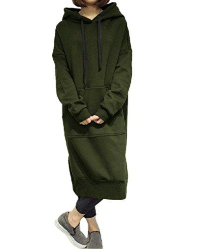 Fleece Army Pullover - 8