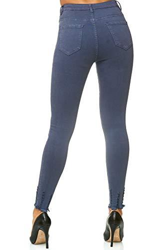 Elara Femme Bleu Bleu Pantalon Elara Femme Elara Pantalon Femme Bleu Elara Pantalon Pantalon pxq47pw