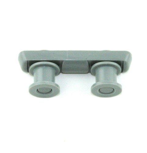 (WD12X10221 GE Dishwasher Guide Rail Bracket As)